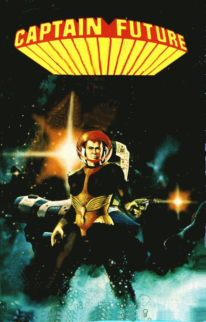 Captain Future Sendetermine